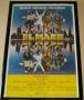 El Mago (The Wiz) Original Movie One Sheet Promo Poster (USA)
