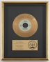 "Enjoy Yourself RIAA Gold Award  For The Sale Of 1,000,000 Copies Of The 7"" Single In USA"