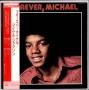 Forever Michael Commercial LP Album (Japan)