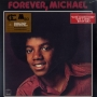 Forever Michael Limited Edition 180 Gram Vinyl Remastered LP W/ Voucher For MP3 (Germany)