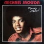 Forever, Michael Commercial LP Album (1983) (Germany)