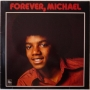 Forever, Michael Commercial LP Album (1984) (Germany)