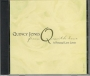 From Q With Love  *A Personal Love Letter* (Q. Jones) Promo CD (USA)