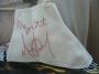 Signed Sock - Budapest 09/09/96 (Hungary)