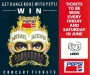 Get Dangerous With Pepsi:  Win Concert Tickets Promo Leaflet (UK)