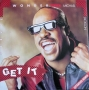 "Get It (Stevie Wonder) Commercial 12"" Single (UK)"