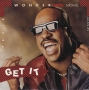 "Get It (Stevie Wonder/Michael Jackson) Commercial 7"" Single (Italy)"