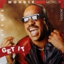 "Get It (Stevie Wonder/Michael Jackson) Commercial 12"" Single (USA)"