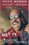 Get It (With Stevie Wonder) 2 Track Cassette Single (USA)