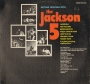 Getting Together With The Jackson Five Commercial LP Album (USA)