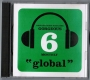 Gorgeous *New Releases Magazine 6 Global* Promo CD (Japan)