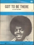 Got To Be There  Lyrics Book (USA)