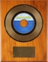Got To Be There Motown Platinum Record Award For The Sale Of 1 Million Copies