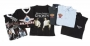 Triumph Tour /Victory Tour Shirts Worn By Jonathan Moffet (Europe/USA)