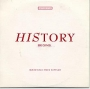HIStory Begins Promo 4 Track Red CD (UK)