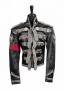 HIStory Era Black Satin Jacket Worn By Michael Jackson In London (1997)