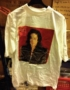 HIStory Official White *Smiling Face* Shirt (Europe)