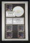 HIStory RIAA Multi-Platinum Record Award For The Sale Of 5 Million Copies Of The CD And Cassette In USA