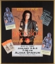 HIStory Tour Aloha Stadium Poster And Ticket/Backstage Pass Display (USA)