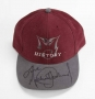 HIStory Tour Cap Signed By Michael (1997)
