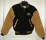 HIStory Tour Crew 'Mystery' Suede Black/Mustard Jacket (Germany)