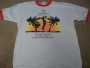 HIStory Tour In Hawaii Official White T-Shirt (USA)