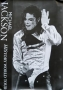 HIStory Tour Poster With Gold Outfit from Dangerous Tour