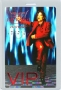 HIStory Tour Rectangular *VIP* Laminate 3D Backstage Pass (Europe)