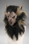 HIStory Tour Stage-Worn Thriller Werewolf Mask Signed By Michael (1996)