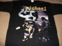 "HIStory Tour ""Collage"" Official Black T-Shirt (Europe)"