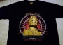 "HIStory Tour ""Statue Red Starburst"" Official Black T-Shirt (Europe)"