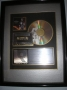 HIStory USA RIAA Platinum Award Presented To Epic Records (1995)