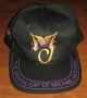 HIStory World Tour Official Black Baseball Cap W/ Red/Purple Logo (Europe)
