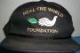 Heal The World Official Black Baseball Cap (Europe)