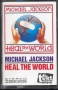 Heal The World Commercial Cassette (Poland)