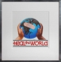 Heal The World Original Artwork *Acrylic Painting* By David Nordahl (1992)