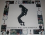 """His Music Lives Forever Promo Poster *24""""x24"""" Size* (USA)"""