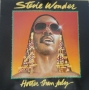 Hotter Than July (Stevie Wonder) Commercial LP Album (Holland)
