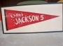 I Love The Jackson 5 Original Pennant (USA)