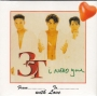 "I Need You (3T Featuring M.Jackson) Limited 5"" CD Single *Valentine's Edition* (Belgium)"