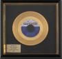 I'll Be There Gold Record Award (1970)