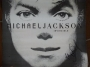 Invincible Album Promotional Poster Signed By Michael  (2001)
