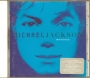 Invincible Commercial CD Album (Blue Cover) (USA)