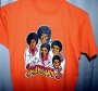Jackson 5 Official Tour Shirt (ca.1970) (USA)