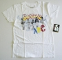 J5 Collection *ABC* Official Fashion White Crew T-Shirt (USA)