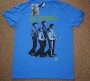 J5 Collection *Jackson 5* Official Fashion Blue Crew T-Shirt (USA)