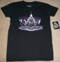"""J5 Collection """"Starfighter"""" Official Fashion Crew T-Shirt (USA)"""