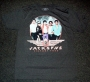 J5 Collection *Victory Tour* Official Fashion Gray Crew T-Shirt (USA)