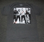 J5 Collection *Victory Tour* Official Fashion Gray Crew T-Shirt 2 (USA)