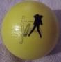 JAM Promo Mini Basket Ball *Yellow* (USA)